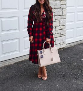 Melissa Mom with Style The Prefect Fall Dress