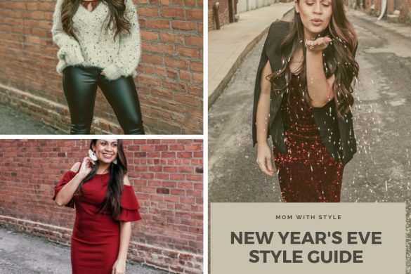 Melissa Mom with Style New Years Eve Style Guide