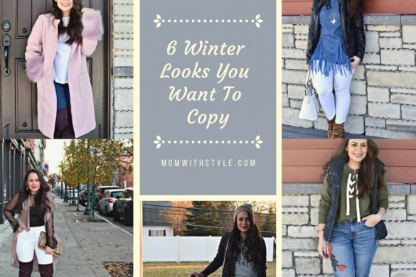 Melissa Mom with Style 6 Winter Looks You Want To Copy