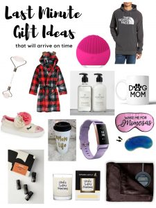 Melissa Mom with Style Last Minute Gift Ideas That Will Arrive on Time