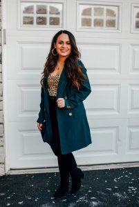 Melissa Mom with Style Different Ways to Wear a Blazer Dress