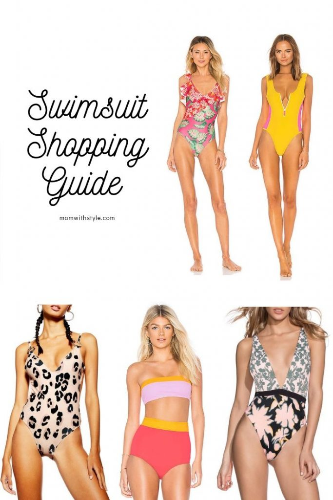 Melissa Mom with Style Swimsuit Shopping Guide
