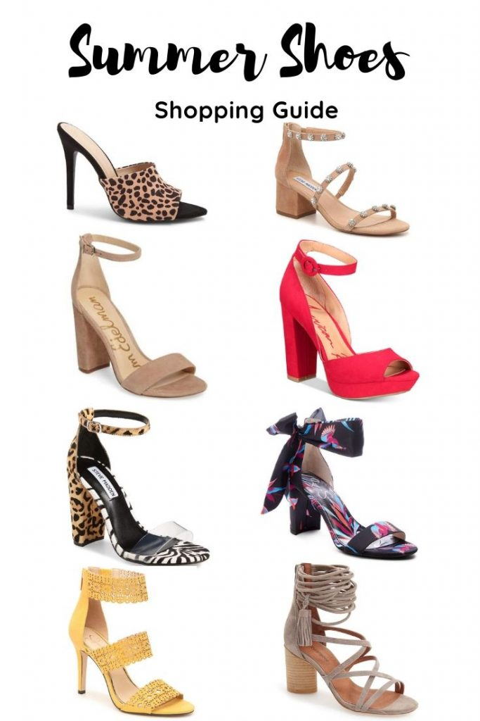 Melissa Mom with Style Summer Shoes Shopping Guide
