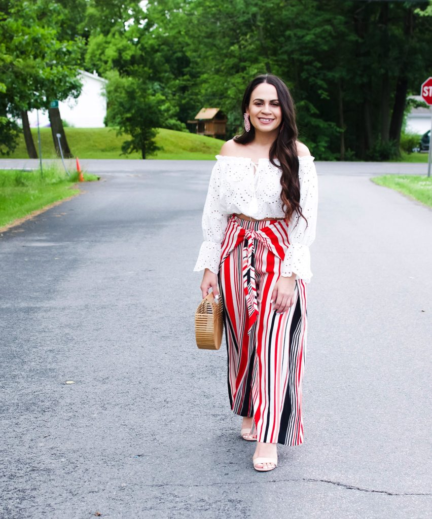 Melissa Mom with Style 4th of July Look That Isn't Cheesy