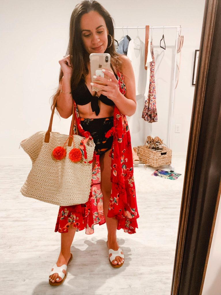 Melissa Mom with Style How to Style Summer Dress Multiple Ways