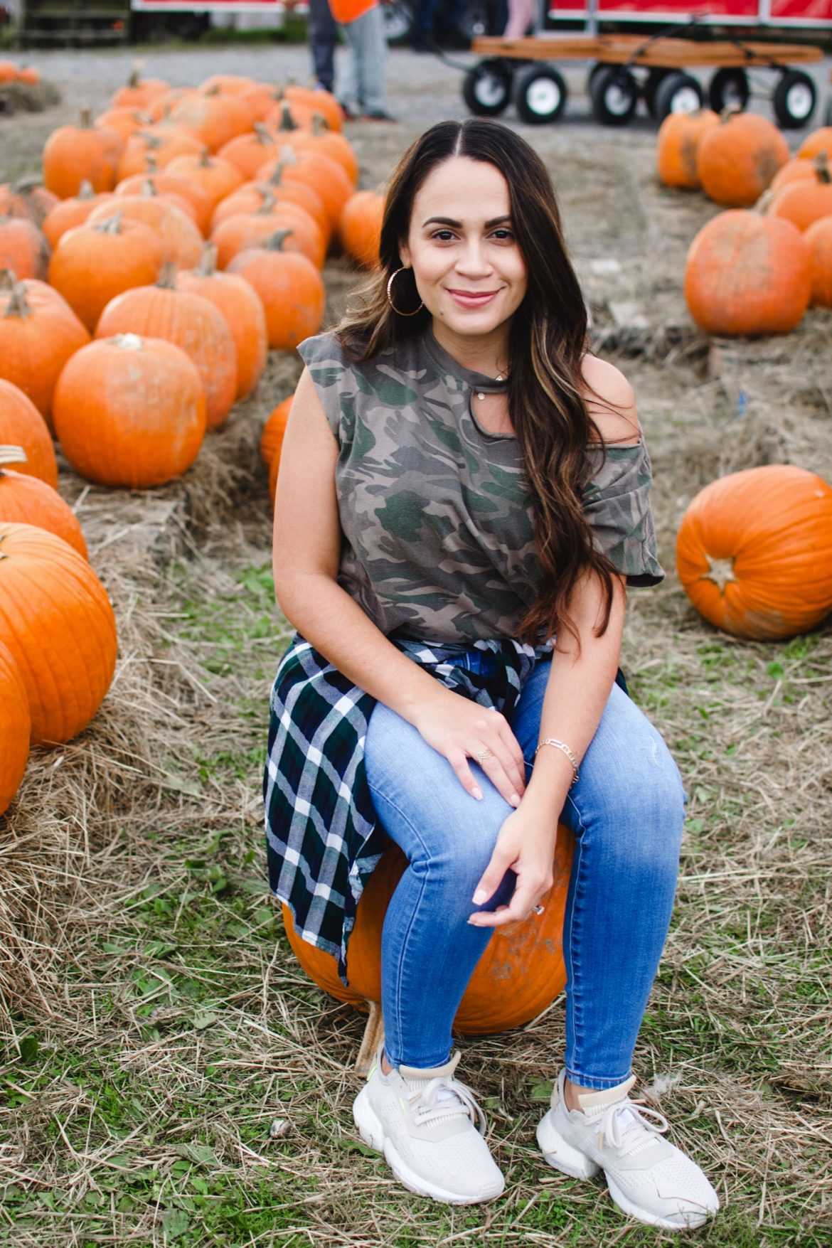 Melissa Mom with Style Mixing Fall Prints + WW Linkup