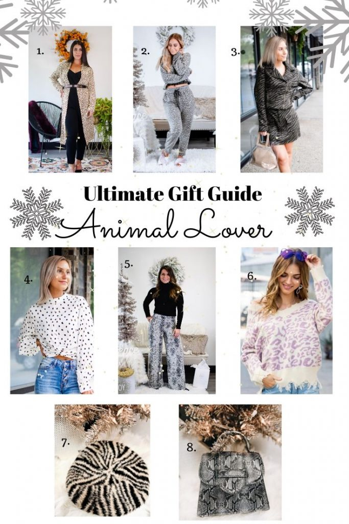 Melissa Mom with Style Ultimate Gift Guide for the Leopard Lover
