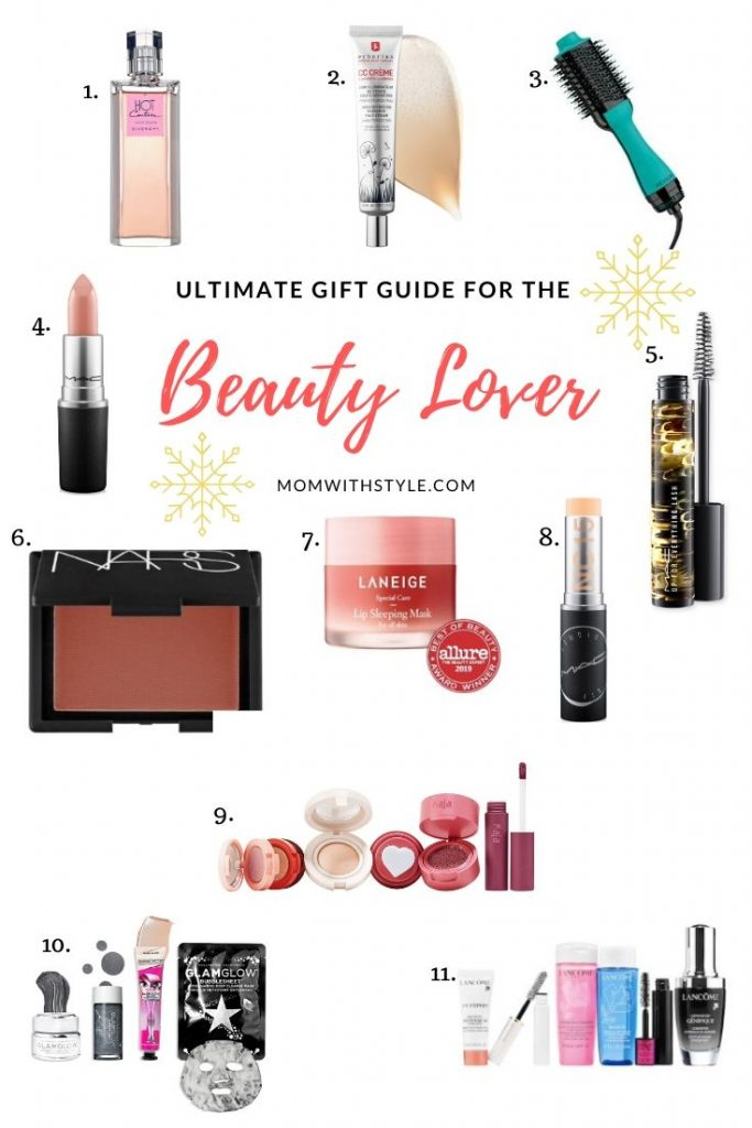 Melissa Mom with Style Ultimate Gift Guide for the Beauty Lover