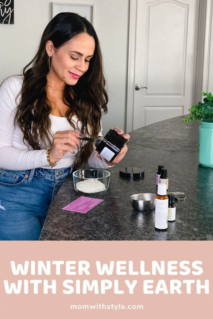 Melissa Mom with Style Winter Wellness