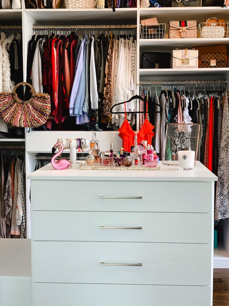 Melissa Mom with Style California Closet Tour