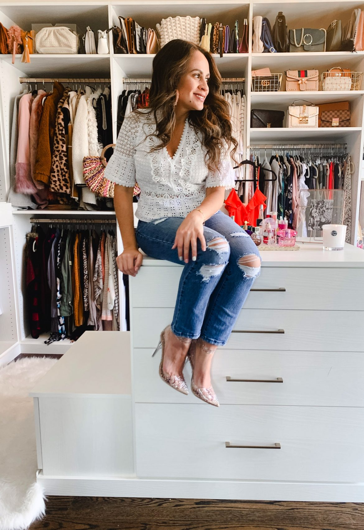 Melissa Mom with Style Mini Closet Tour