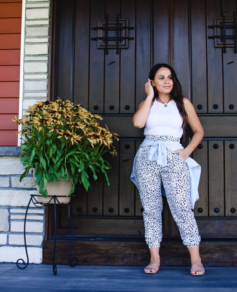Melissa Mom with Style Easy Way to Style Joggers