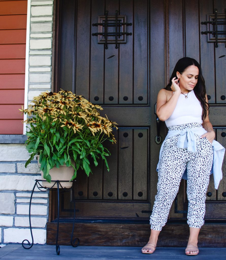 Melissa Mom with Style How to Style Joggers