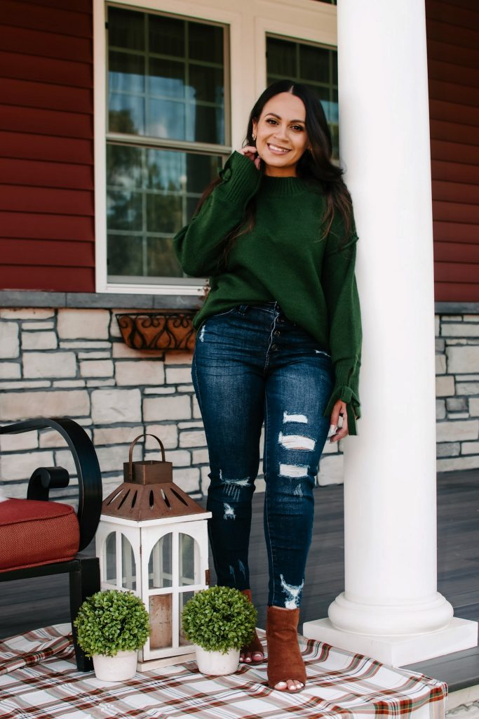 Melissa Mom with Style Sweaters You Need In Your Closet