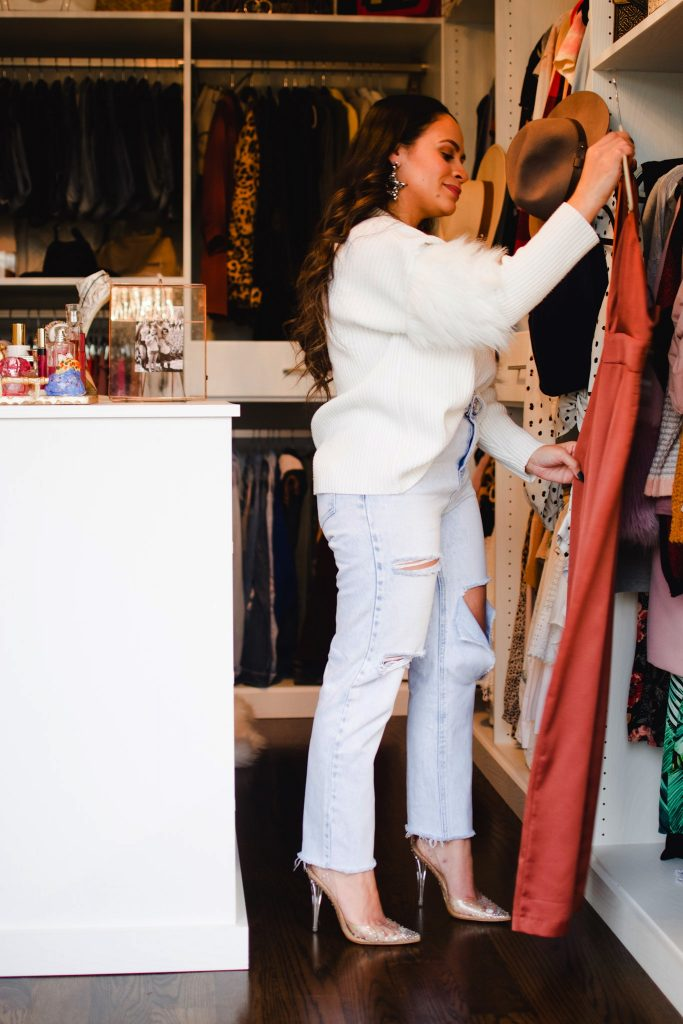 Melissa Mom with Style Personal Stylist Tips on Closet Clean Out