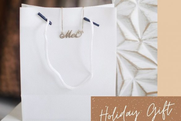 Melissa Mom with Style Holiday Gift Guide: Personalized Gift