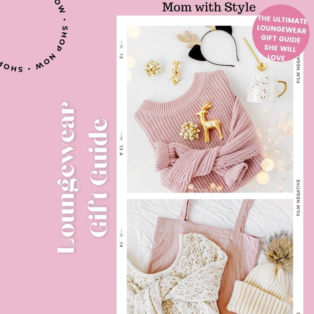 Melissa Mom with Style Gift Guide: Loungewear Sets She Will Love