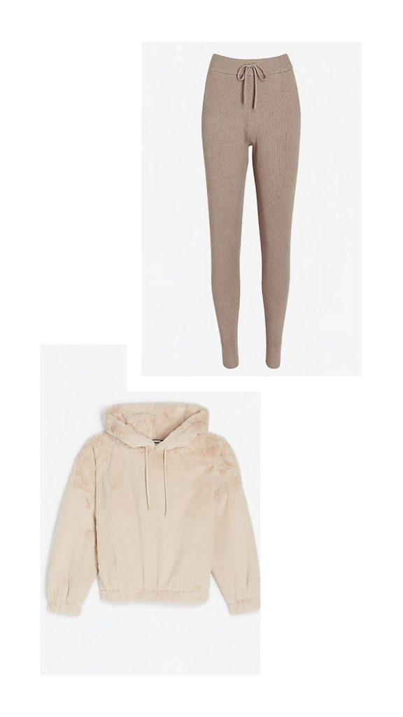Melissa Faux Fur Loungewear Holiday Gift Set