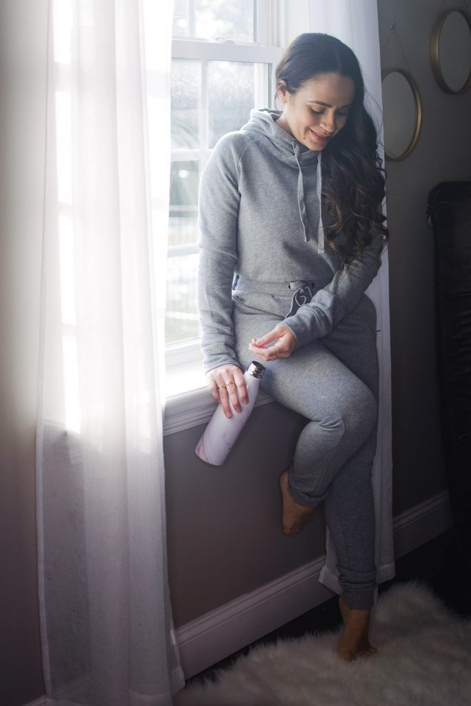 Melissa Mom with Style Bella V Activewear Collection