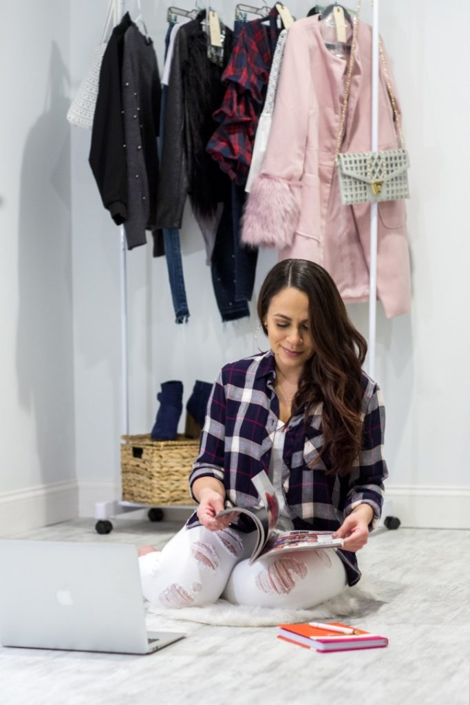 Melissa Mom with Style How to Create Closet Goals with Limited Space