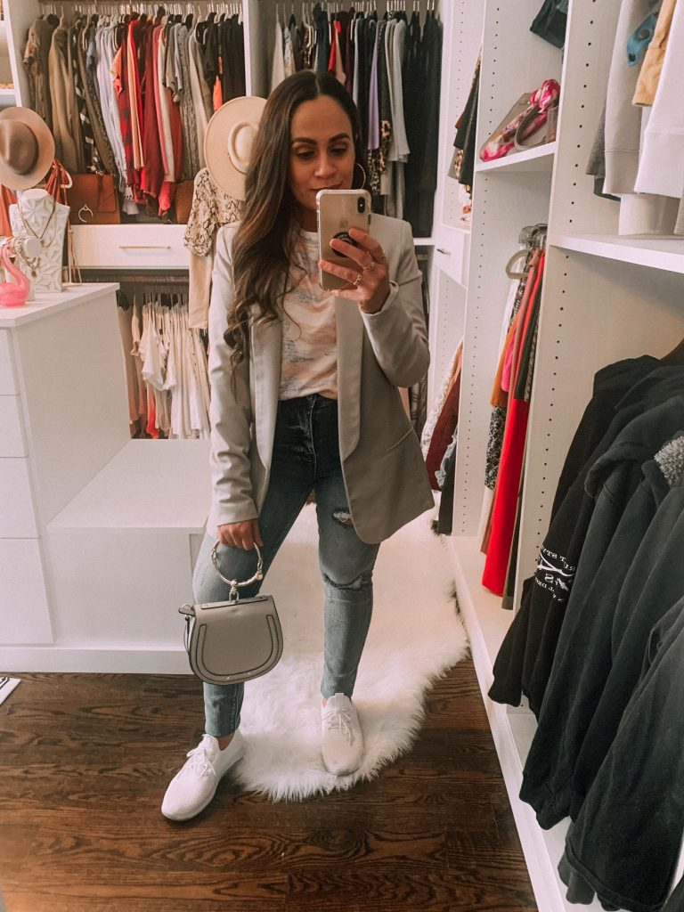 Melissa Mom with Style easy tips to transition your wardrobe from winter to spring