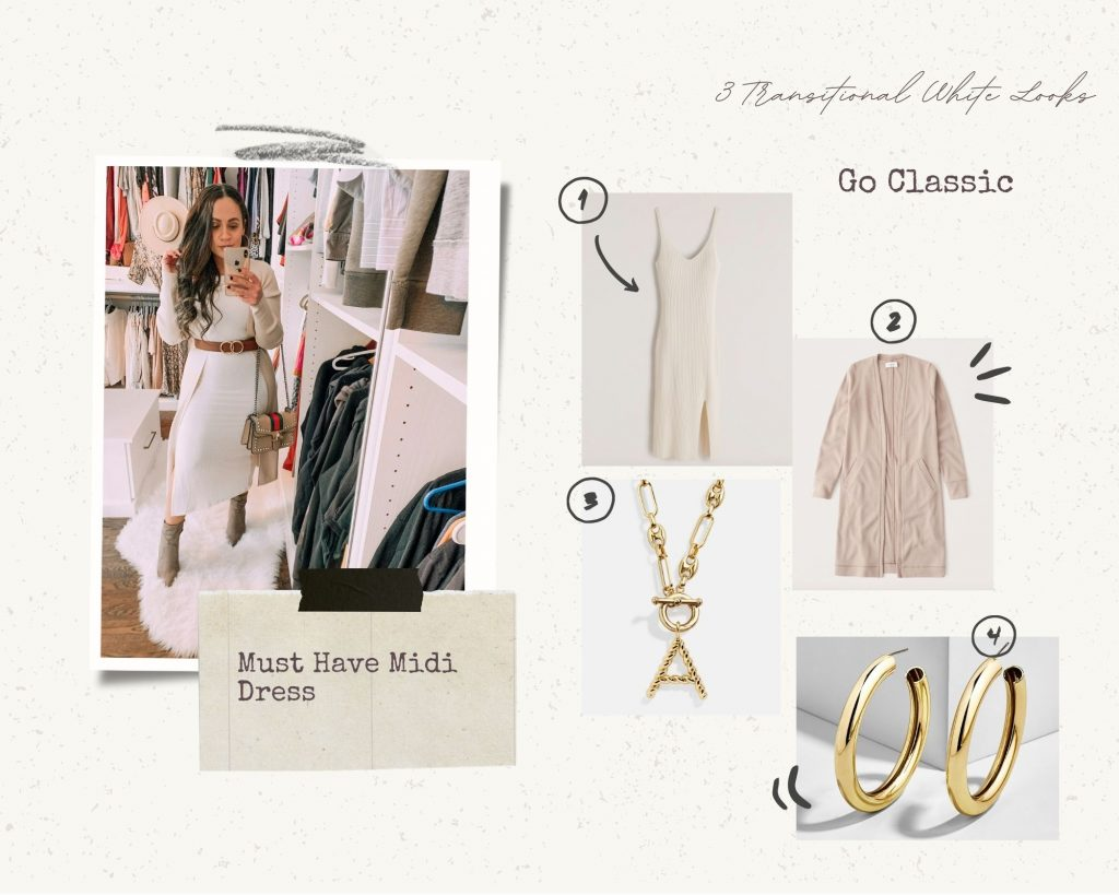 Melissa Mom with Style Go Classic Transitional White Looks