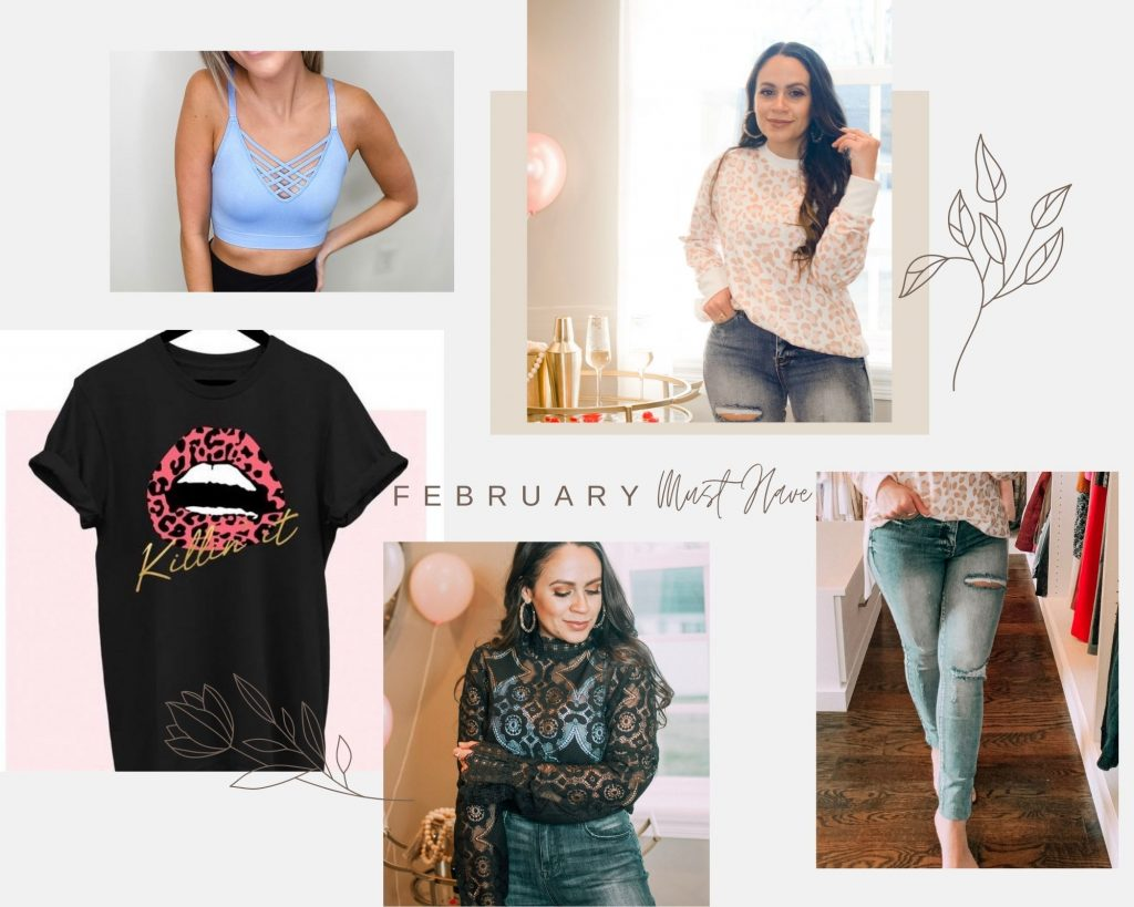 Melissa Mom with Style February Must Have