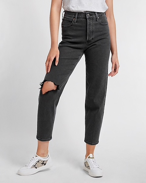 Melissa Mom with Style No Skinny Jeans… Now What? Denim Guide for Millennials Dad Jeans